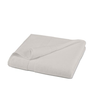 Cotton Bath Sheet Color: Ivory