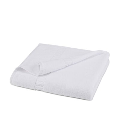 Cotton Bath Sheet Color: Optical White