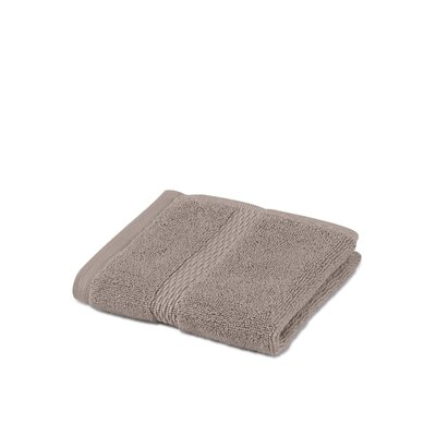 Cotton Wash Cloth Color: Stone