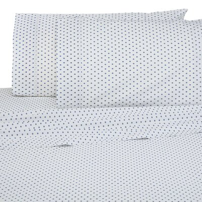 Fiori 300 Thread Count 100% Cotton Sheet Set Size: California King