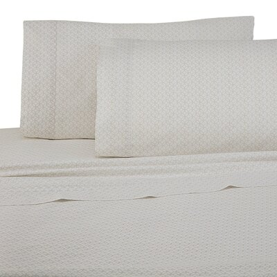 Majorca 300 Thread Count 100% Cotton Sheet Set Size: Twin XL