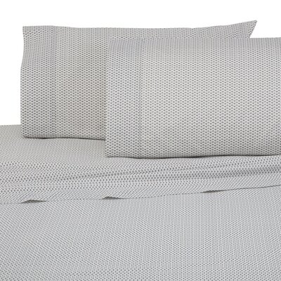 Siesta 300 Thread Count 100% Cotton Sheet Set Size: Queen