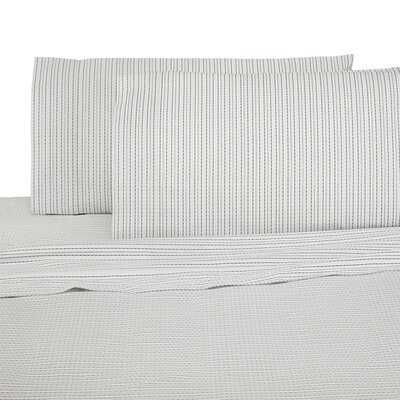 Nori 300 Thread Count 100% Cotton Sheet Set Size: Queen