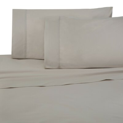 300 Thread Count 100% Cotton Sheet Set Size: Full, Color: Canvas