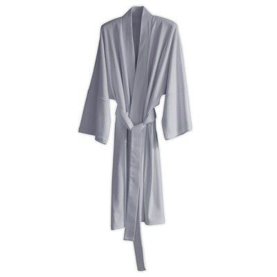 Kimberly Bathrobe Color: Storm