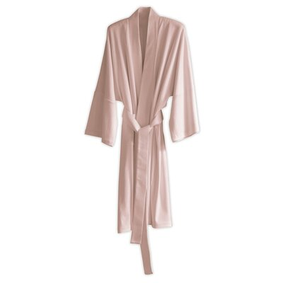 Kimberly Bathrobe Color: Peony