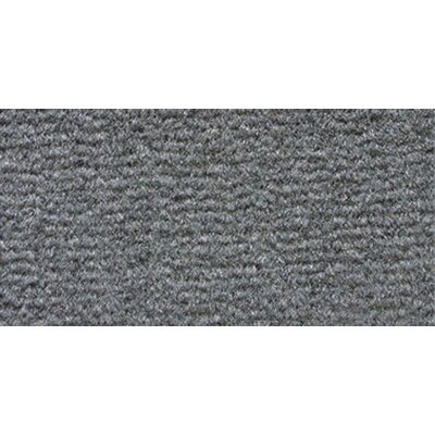 Value Series Smoke Marine Indoor/Outdoor Area Rug Rug Size: 20 x 8