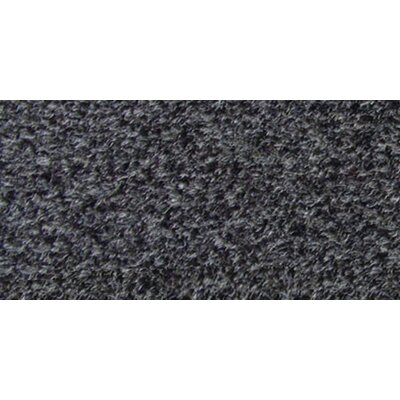 Aqua Turf Quality Charcoal Indoor/Outdoor Area Rug Rug Size: Rectangle 10 x 6