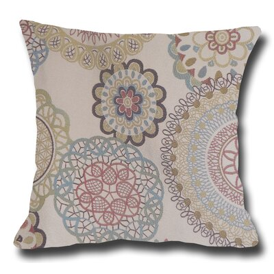 Spirals Decorative Toss Throw Pillow