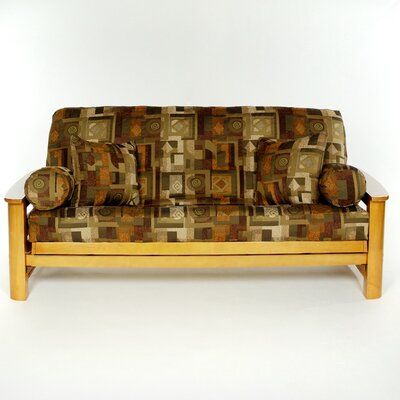 Alexis Box Cushion Futon Slipcover