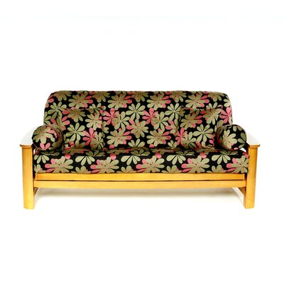 Flower Box Cushion Futon Slipcover