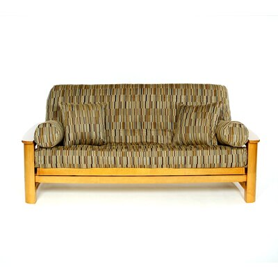 Fontana Box Cushion Futon Slipcover
