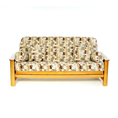 Fremont Box Cushion Futon Slipcover