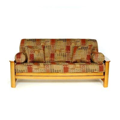 Renaissance Box Cushion Futon Slipcover