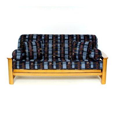 Royal Thunder Box Cushion Futon Slipcover