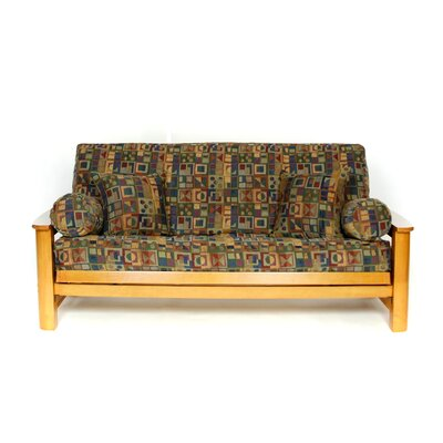 Bot Box Cushion Futon Slipcover
