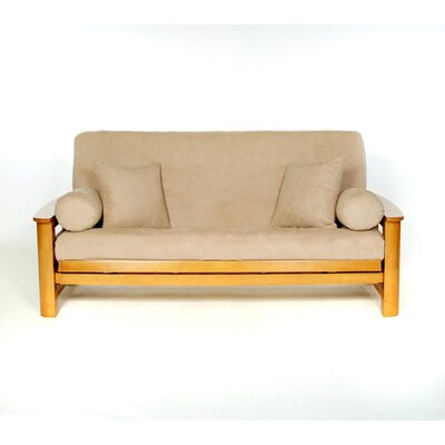 Sussex Futon Slipcover Upholstery: Peat