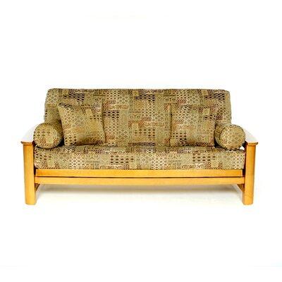Victoriana Box Cushion Futon Slipcover