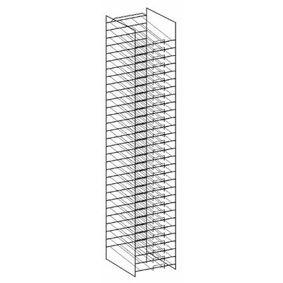 Paper Display Rack Size: 8.5 H x 11 W