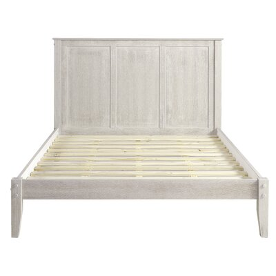 Garwood Platform Bed Size: Full/Double, Color: Cappuccino