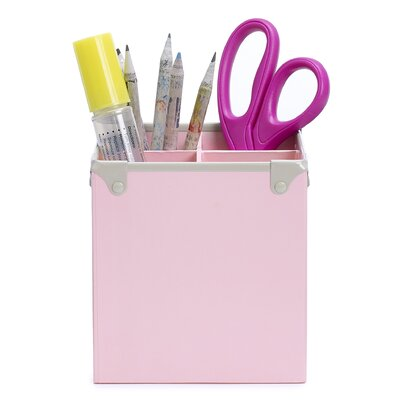 Frisco Pencil Cup Finish: Pink/Fog 3060506
