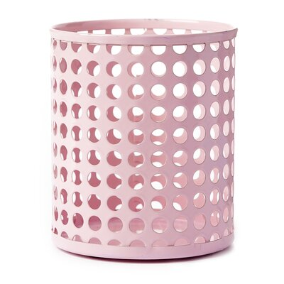 Edison Pencil Cup Color: Pink 3434805