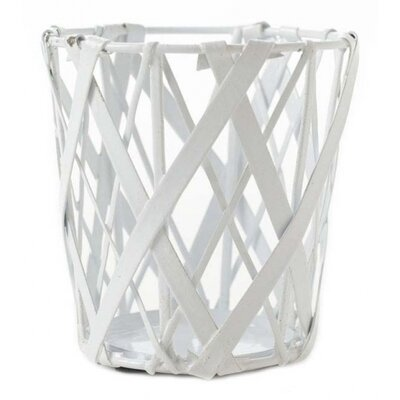Tangle Pencil Cup Color: White 3457101