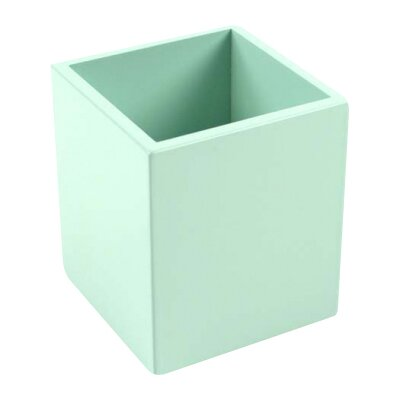 Simple Structure Pencil Cup Color: Mint 3483402