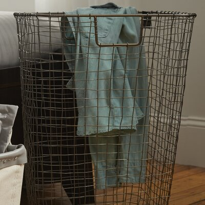 Cabo Laundry Hamper Color: Natural