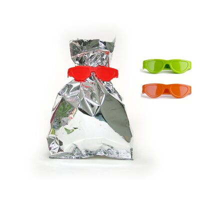 Qualy Bag Glasses Snack Keeper QL10070-20
