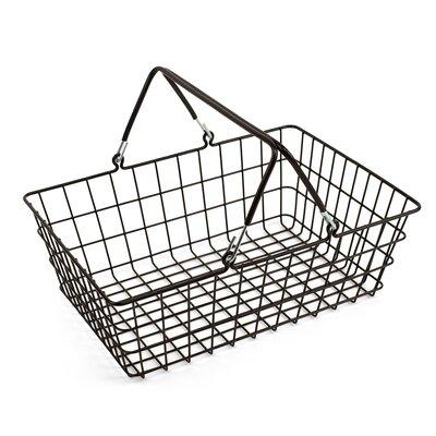 Shop Basket Color: Black 2004