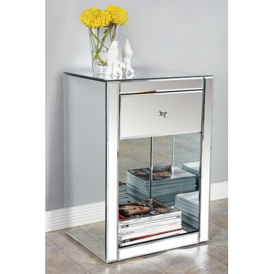 Ashtyn 1 Drawer Nightstand