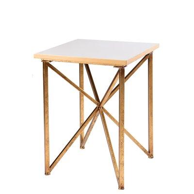 Blanc End Table