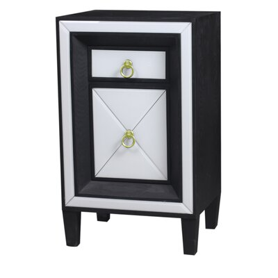 Beverly Drawer Nightstand