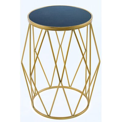 Bailey Marble Side Table