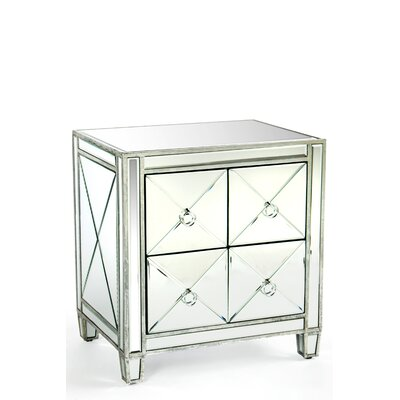 Liora 4 Drawer Nightstand
