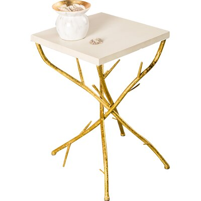 Maggy Branch End Table