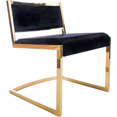 Clayton Gold Dining Chair (Set of 2)