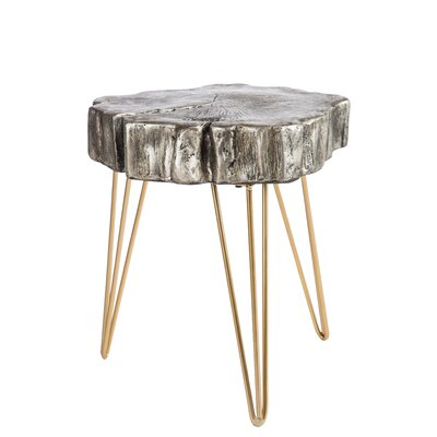 Robitaille Log End Table