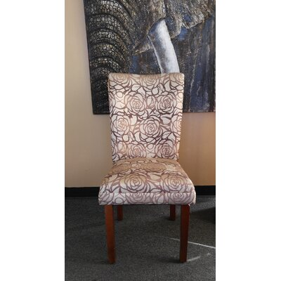 Classic Upholstered Dining Chair