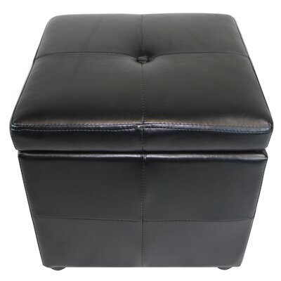 Classic Upholstered Ottoman