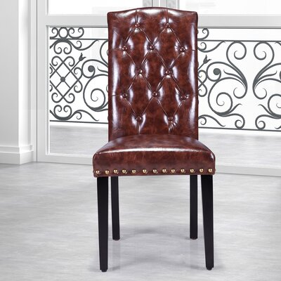 Castilian Side Chair