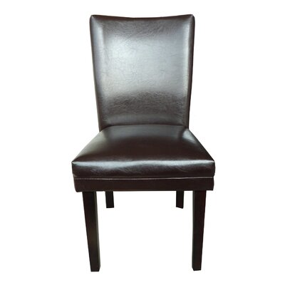 Rolled Back Side Chair