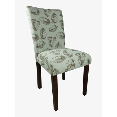 Genuine Leather Upholstered Dining Chair