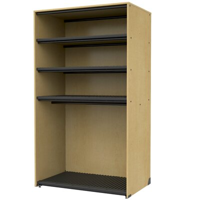 Band-Stor Storage Cabinet Frame Color: Fusion Maple, Trim Color: Fusion Maple Product Image 2908