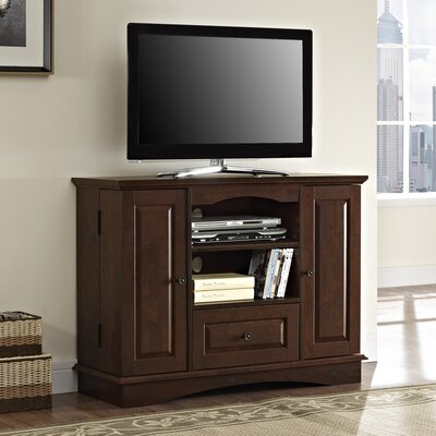 42 TV Stand Color: Traditional Brown