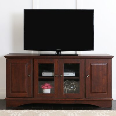 52 TV Stand Color: Traditional Brown