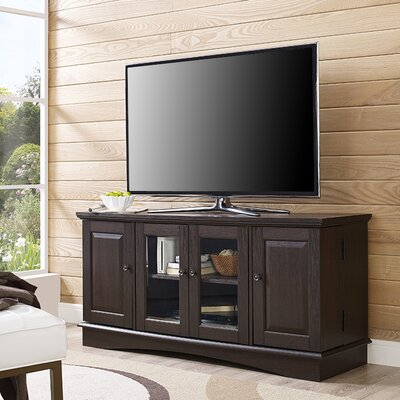 52 TV Stand Color: Espresso