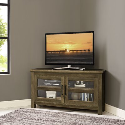 Galbraith 44 TV Stand Color: Rustic Oak