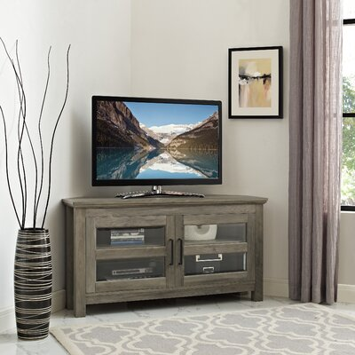 Galbraith 44 TV Stand Color: Gray Wash